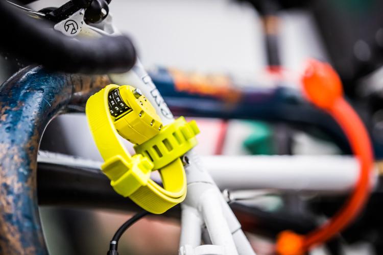 OTTOLOCK Mount Rahmenhalterung für OTTOLOCK Fahrradschlösser