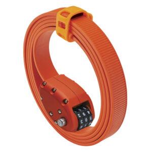 OTTOLOCK Cinch Lock Fahrradschloss - 152cm - orange