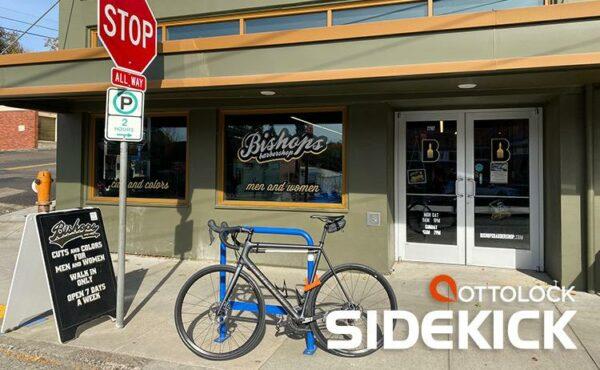 OTTOLOCK Sidekick U-lock - Bike Lock